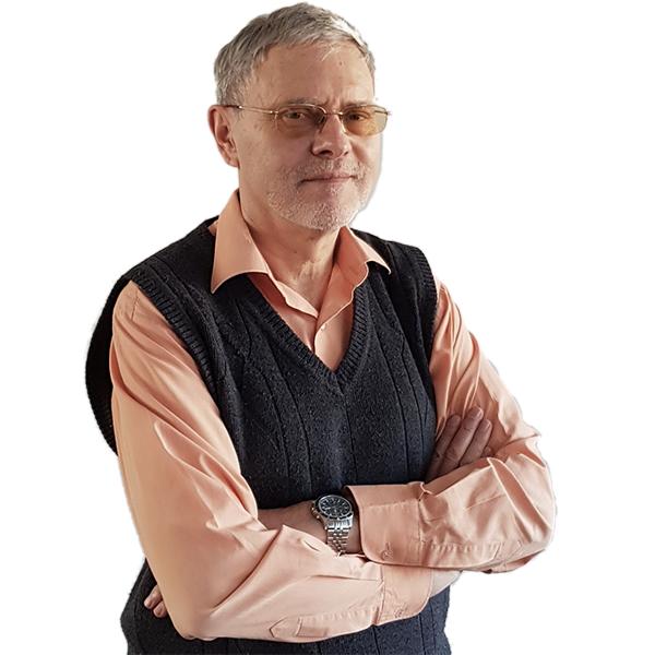prof.Ing.Robert Holman, CSc.