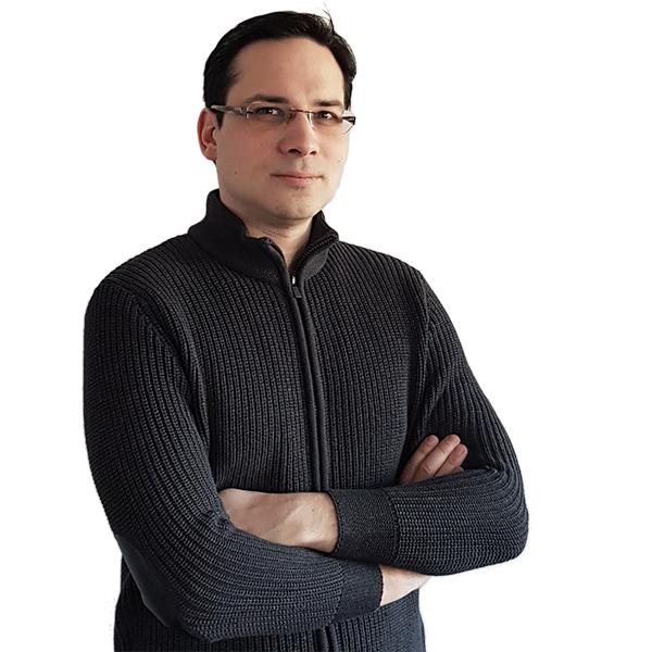 Ing. Pavel Potužák, Ph.D.