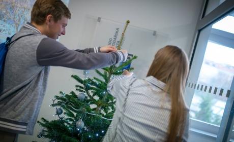 Omezený provoz NF během vánočních svátků