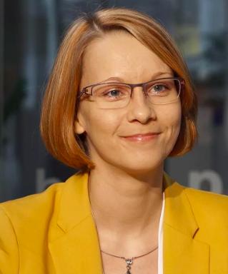 Dr. Kalíšková z Katedry ekonomie NF pro časopis Respekt